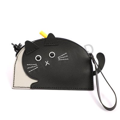猫咪缝制手工包