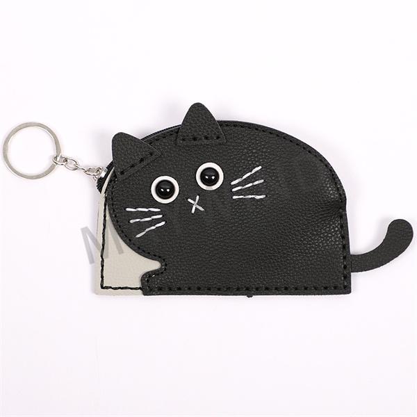 猫咪手工缝制动物挂件