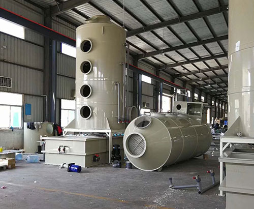 廢氣處理塔