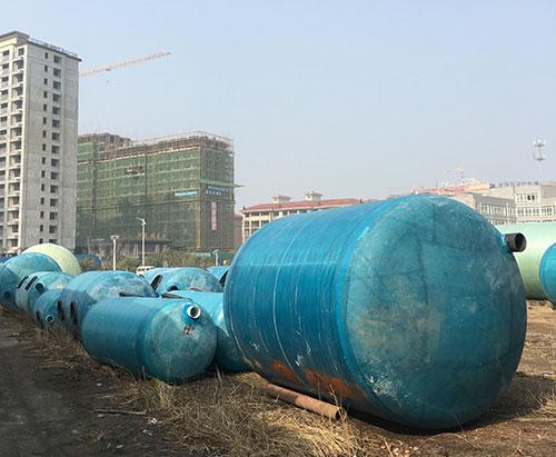 地埋式玻璃鋼化糞池