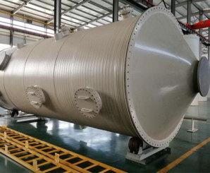 泰和PPH環保廢氣塔