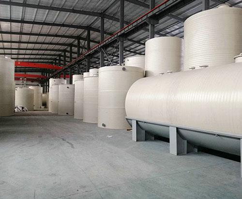 贛州PPH儲罐使用過程中需要注意哪些問題?