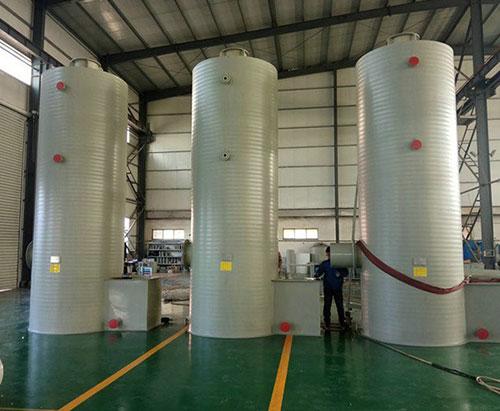 PPH廢氣處理塔廠家