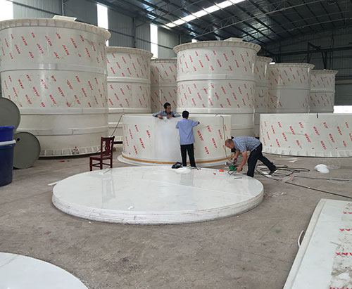 聚丙烯PP化工容器