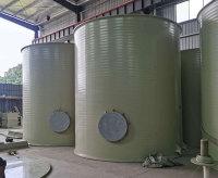 PPH纏繞化工儲罐