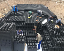 PP模塊雨水收集系統