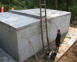 水泥預制蓄水池