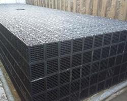 雨水收集模塊生產