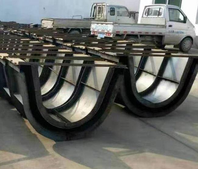 拱形护坡模具