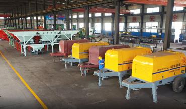 工程混凝土攪拌站通常用于小型建筑工地或搬遷現場