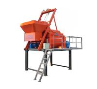JS750系列混凝土攪拌機