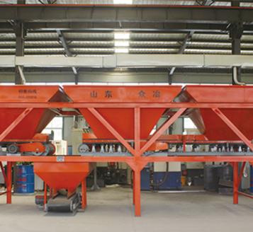 PLD2400系統混凝土配料機