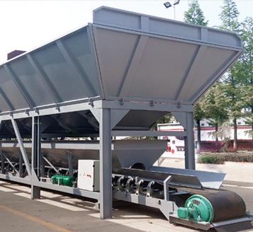 PLD1600系統混凝土配料機