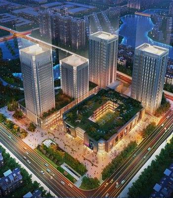 重慶華辰財富廣場