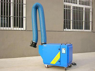 焊煙除塵器設備