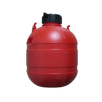 塑料施肥罐