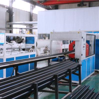 生產PE管材