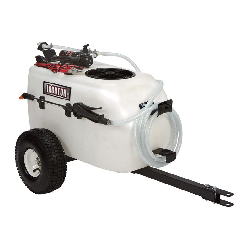 拖车式喷雾器