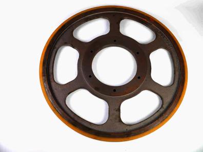 電梯聚酸酯輪