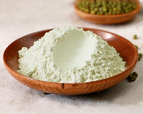 绿豆膨化粉
