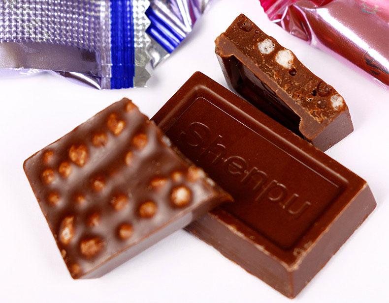 脆米巧克力