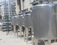 廣東廣州發酵罐案例
