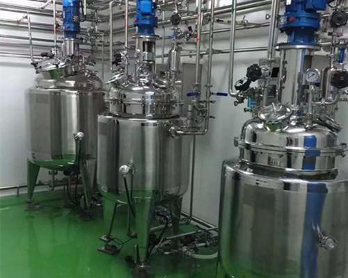 廣東佛山乳化罐案例