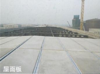 山東鋼框骨架輕型屋面板