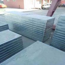 钢骨架轻型板芯材具有泄爆的特点