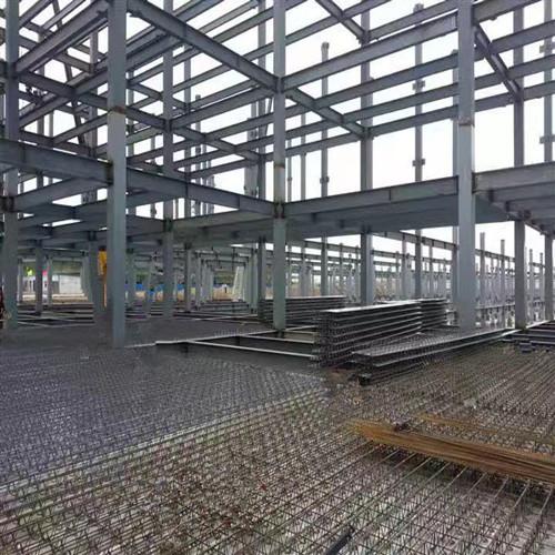 鋼筋桁架樓承板工程案例