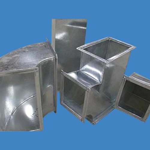 1.5厚鍍鋅板通風管道