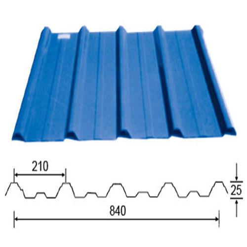 JH25-210-840型(V-840型)彩鋼板