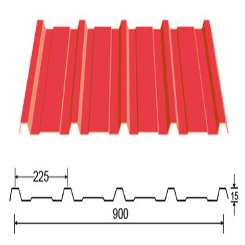 JH15-225-900型(V-900型)彩鋼板
