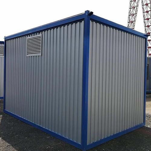 集裝箱板工程案例