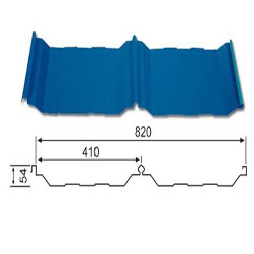 yx54-410-820型角馳三彩鋼板