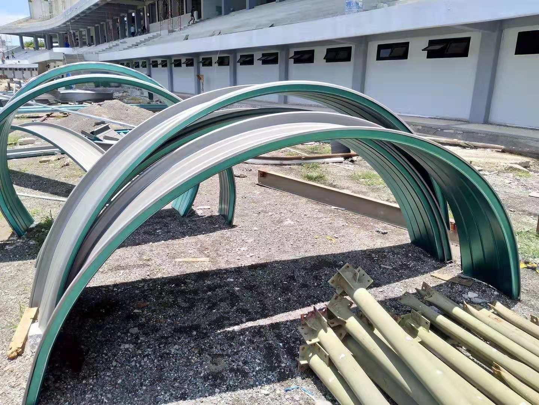 470鋁鎂錳彎弧板