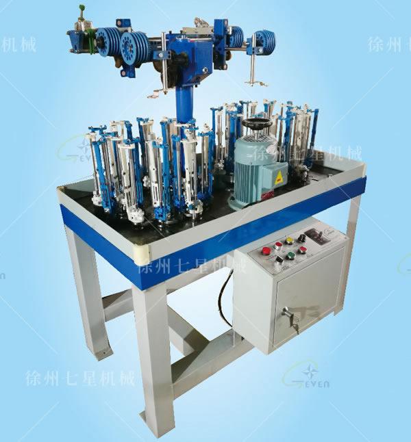 QX110-24錠X2高速編織機