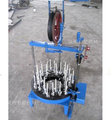 80-32錠汽車坐墊繩編織機