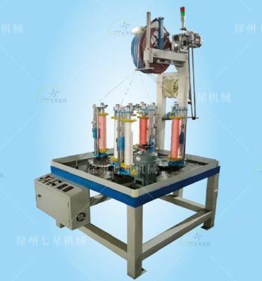 QX400-8錠繩纜編織機