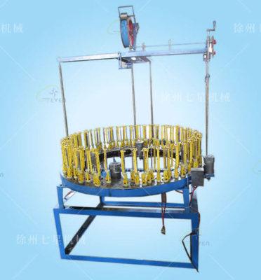 80系列低速編織機