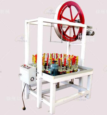 QX110高速編織機