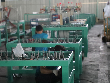 編織機廠家案例展示