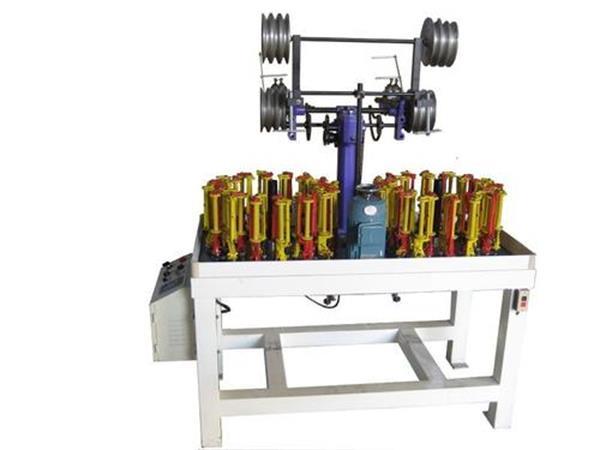 編織機編制層密度不符合要求怎么解決?