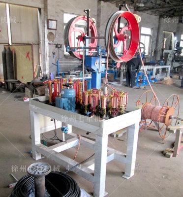 銅纜編織機