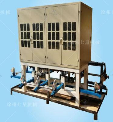 QX90-16X4電線電纜編織機