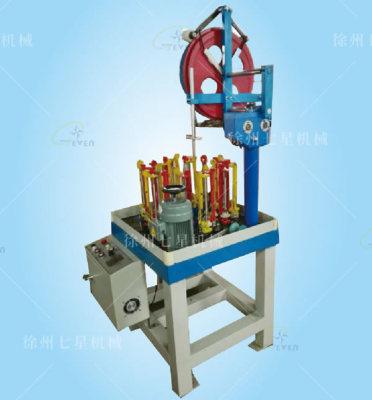 QX110-24錠X1編織機