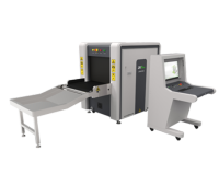 ZKX6550 多能量X射線安檢儀