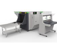 ZKX6550D 雙源雙視角通道式X射線安檢儀