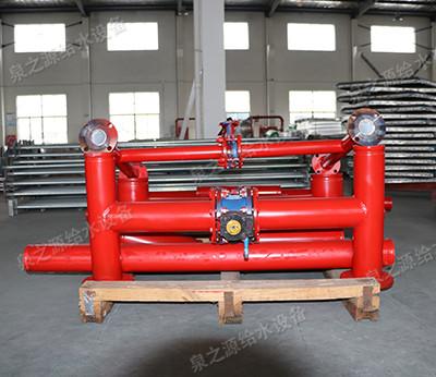 消防增压稳压设备安装