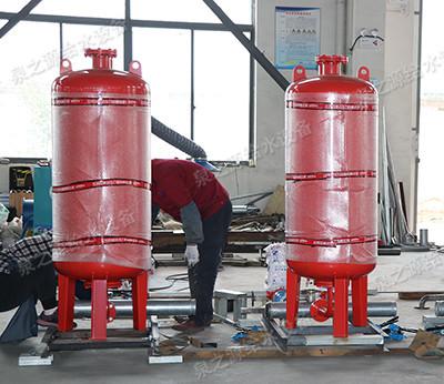 消防立式稳压增压设备
